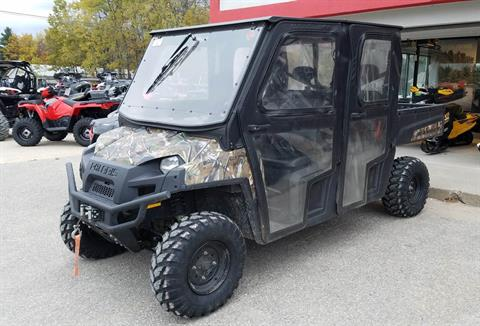 2012 Polaris Ranger Crew® 800 EPS in Gaylord, Michigan