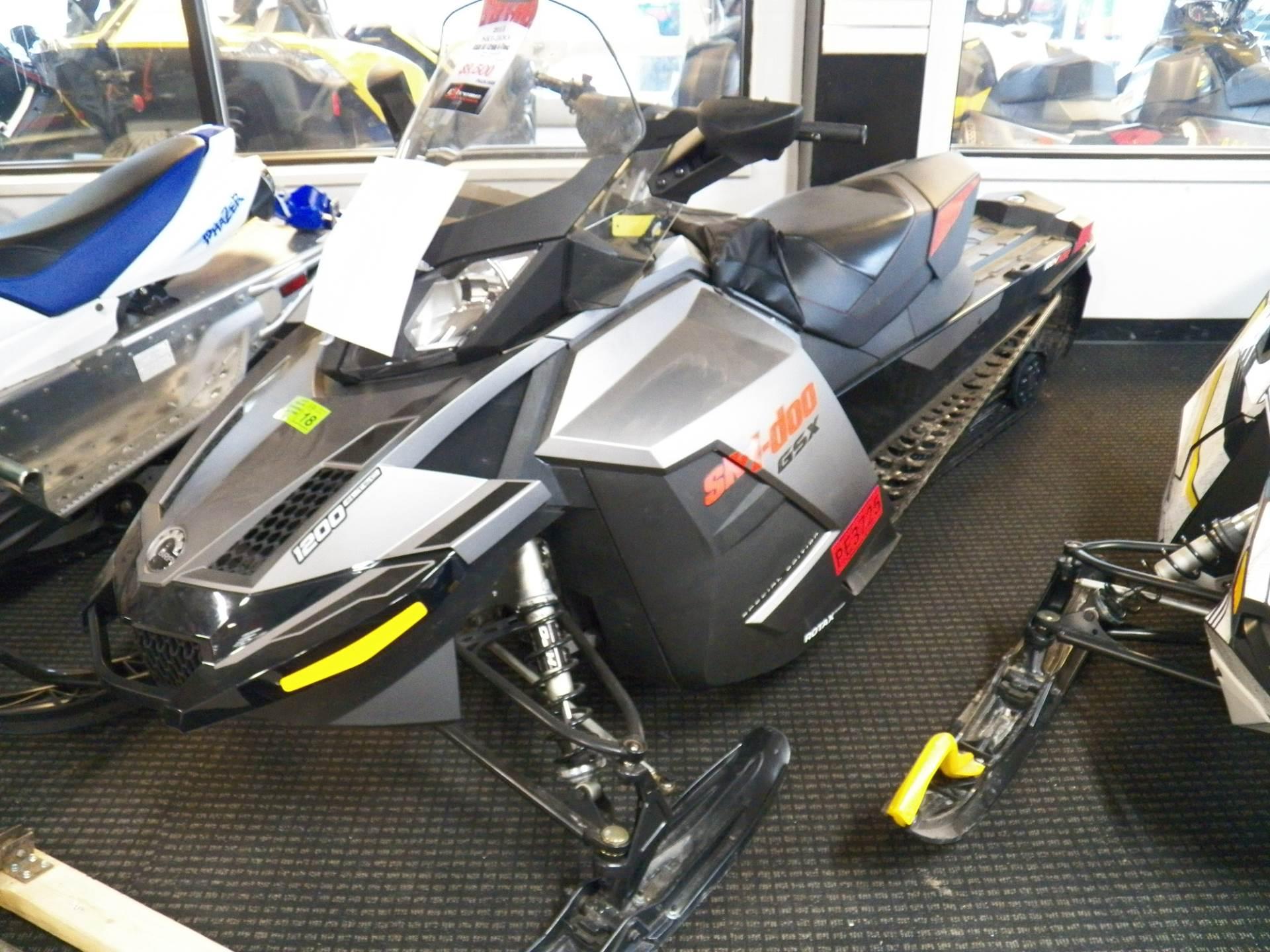 2015 GSX SE 4-TEC 1200