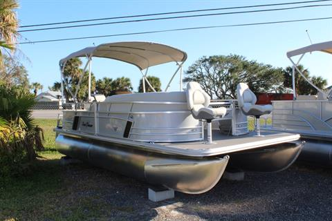 2018 SunChaser Geneva 20 DS CRS 3 point fish in Grant, Florida