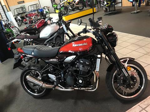 2018 Kawasaki Z900RS in Rock Falls, Illinois