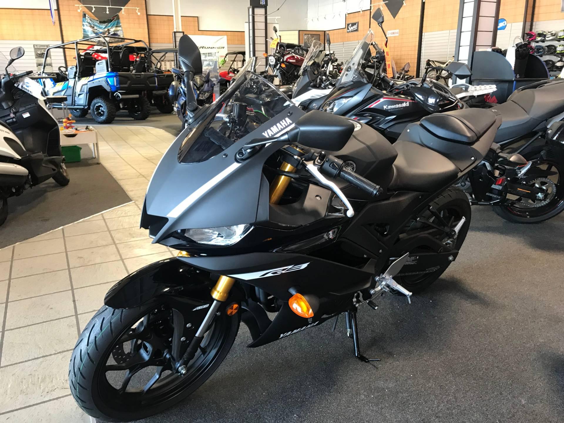 2019 Yamaha YZF-R3 ABS 2
