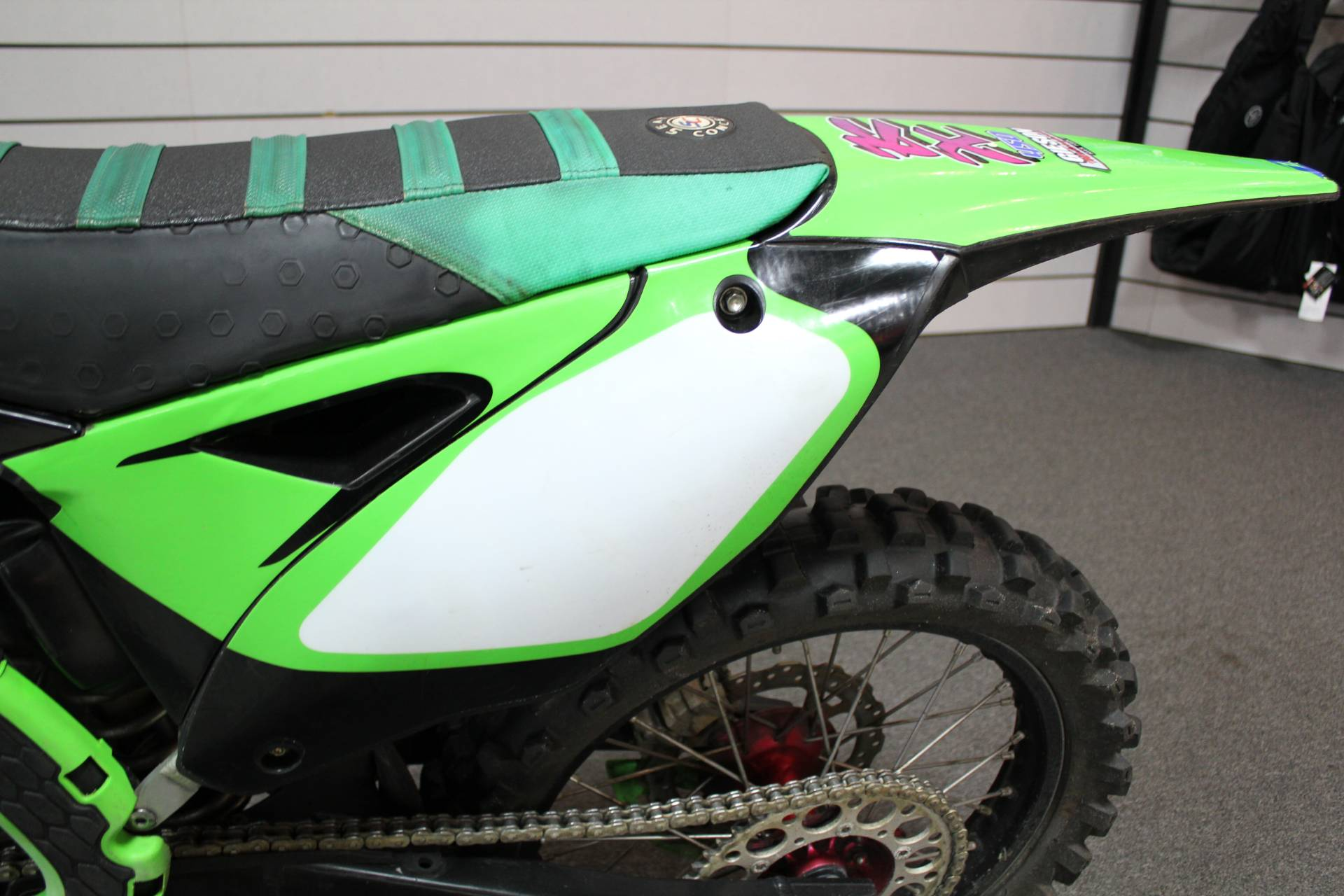 2012 Kawasaki KX™450F  in Rock Falls, Illinois