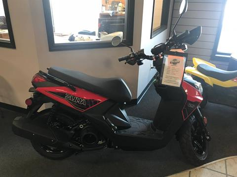 2018 Yamaha Zuma 125 in Rock Falls, Illinois