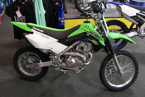 2018 Kawasaki KLX 140 in Rock Falls, Illinois