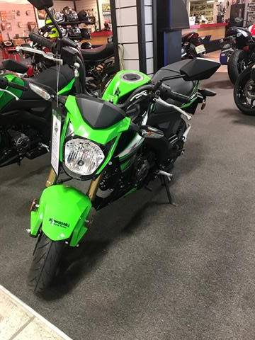 2018 Kawasaki Z125 Pro KRT Edition in Rock Falls, Illinois