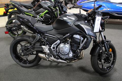 2017 Kawasaki Z650 ABS in Rock Falls, Illinois
