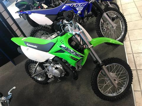 2019 Kawasaki KLX 110L in Rock Falls, Illinois