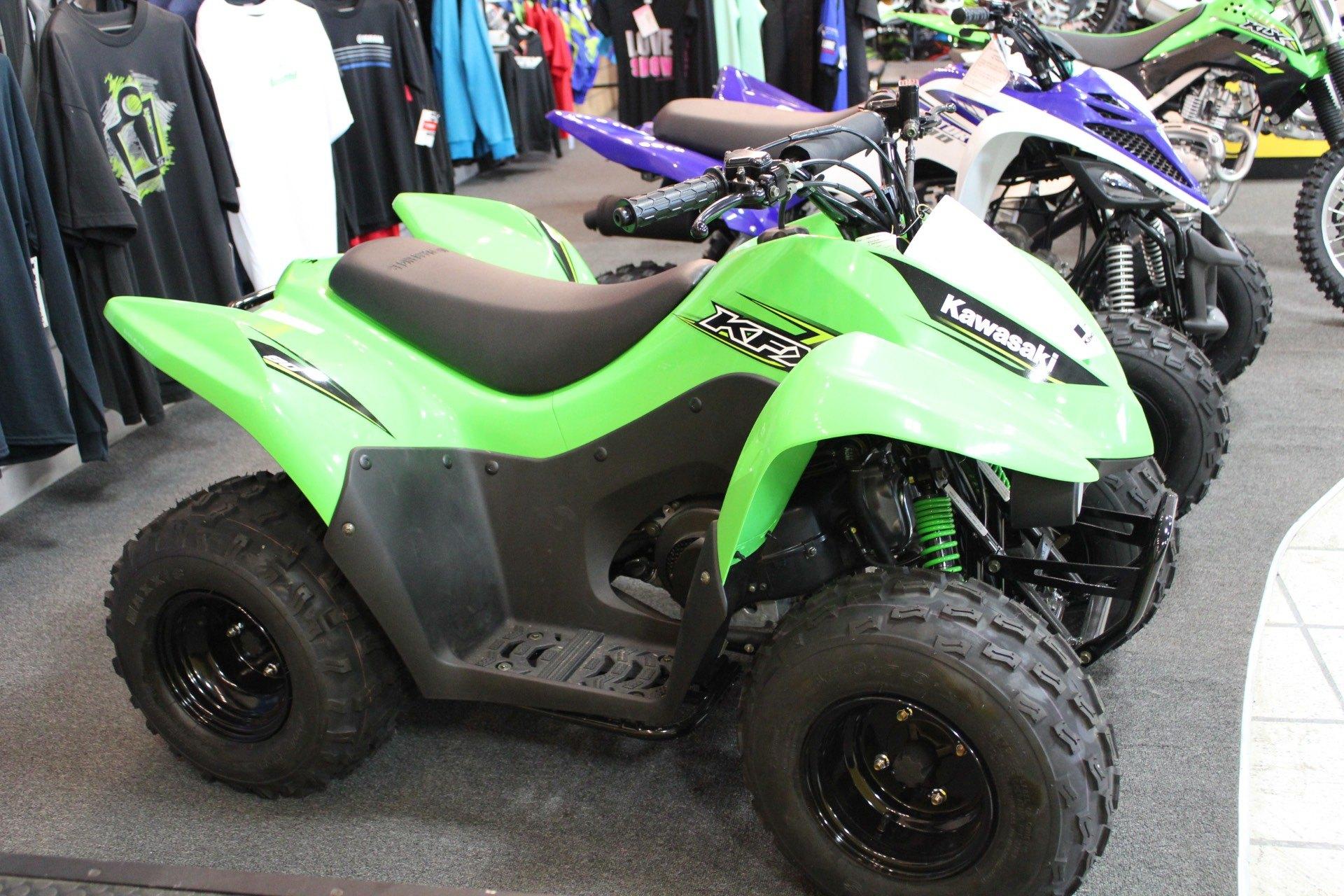 2017 KFX90