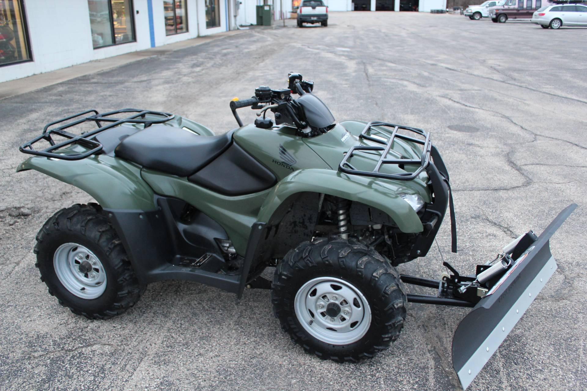 2011 FourTrax Rancher AT EPS
