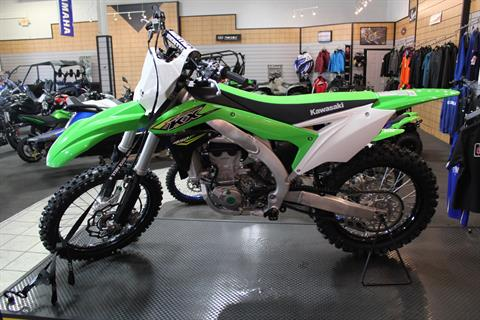 2018 Kawasaki KX 450F in Rock Falls, Illinois