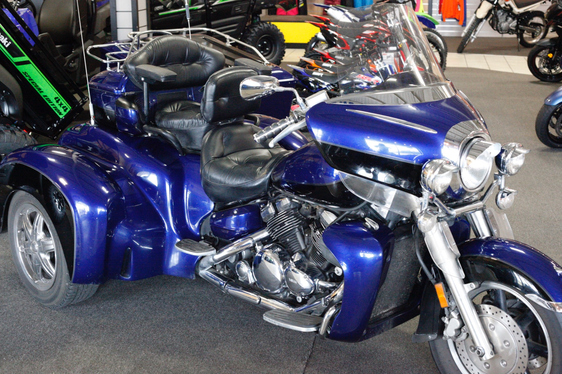 Used 2007 Yamaha Royal Star® Venture Motorcycles in Rock Falls, IL