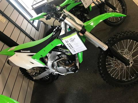 2018 Kawasaki KX 250F in Rock Falls, Illinois