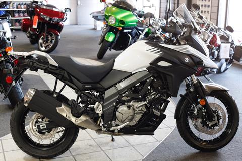 2018 Suzuki V-Strom 650XT in Rock Falls, Illinois