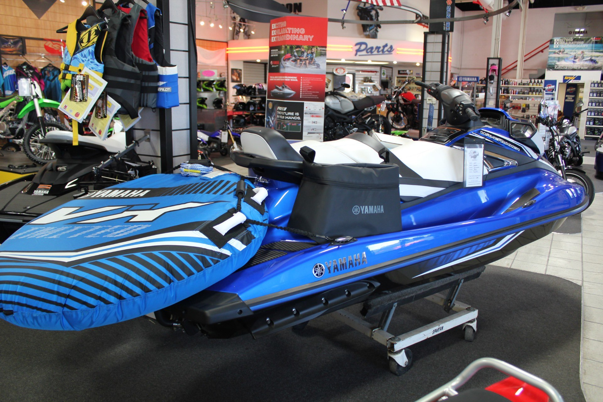 2017 Yamaha VX Limited in Rock Falls, Illinois
