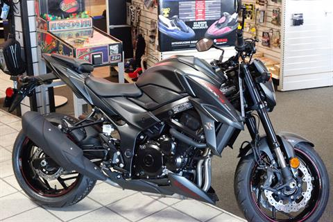 2018 Suzuki GSX-S750Z in Rock Falls, Illinois - Photo 1