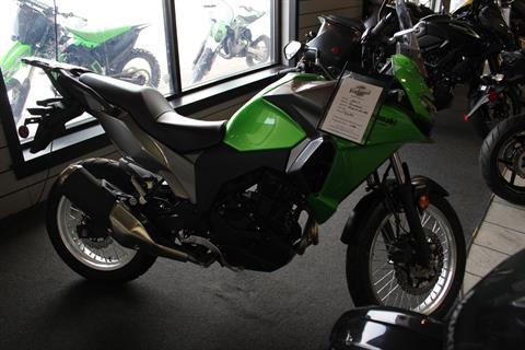 2017 Kawasaki Versys-X 300 ABS in Rock Falls, Illinois