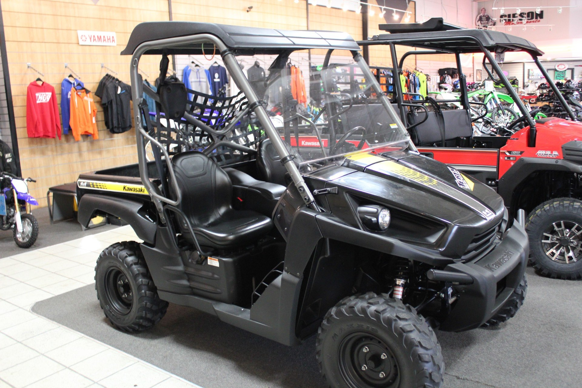 2013 Teryx 750 FI 4x4