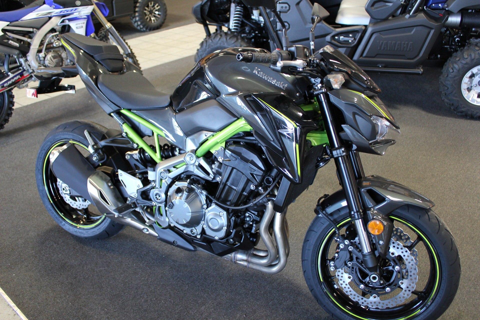 2017 Z900 ABS