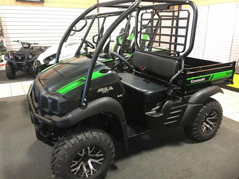 2019 Kawasaki Mule SX 4X4 XC SE in Rock Falls, Illinois