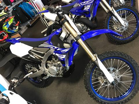 2019 Yamaha YZ250FX in Rock Falls, Illinois