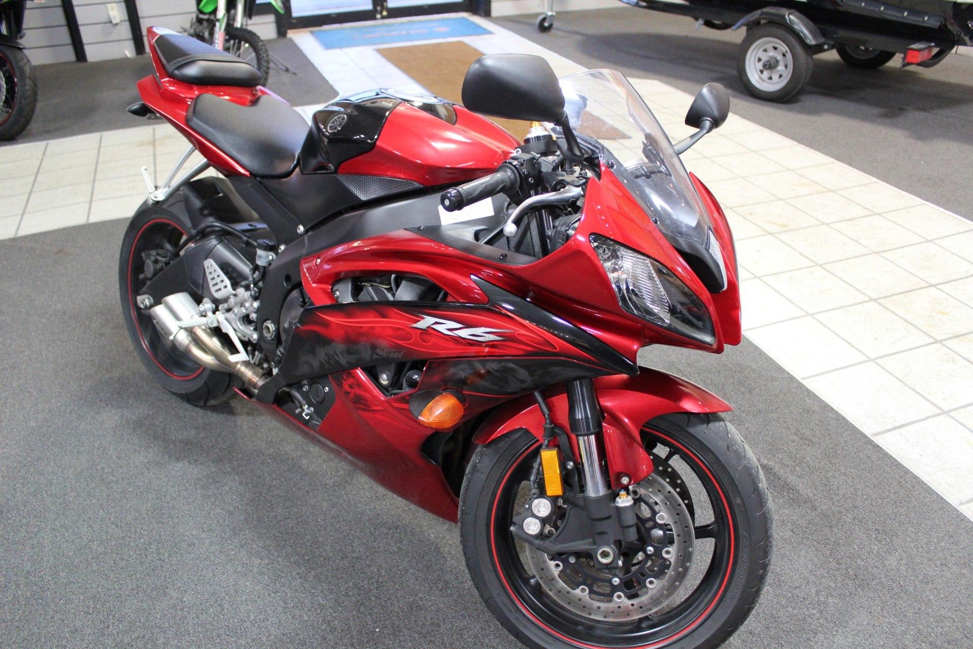 2011 YZF-R6