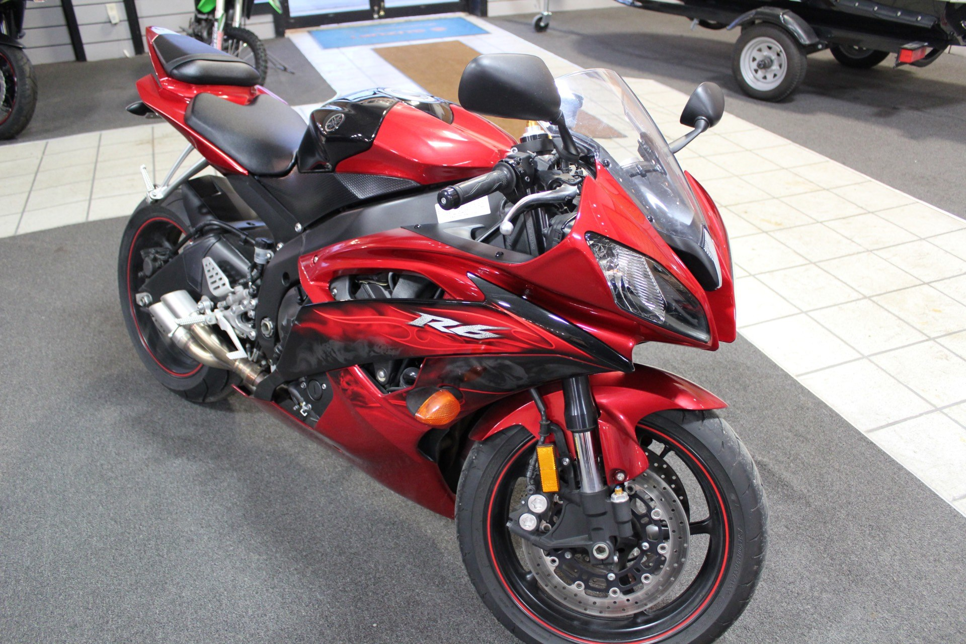 2011 Yamaha YZF-R6 for sale 82303