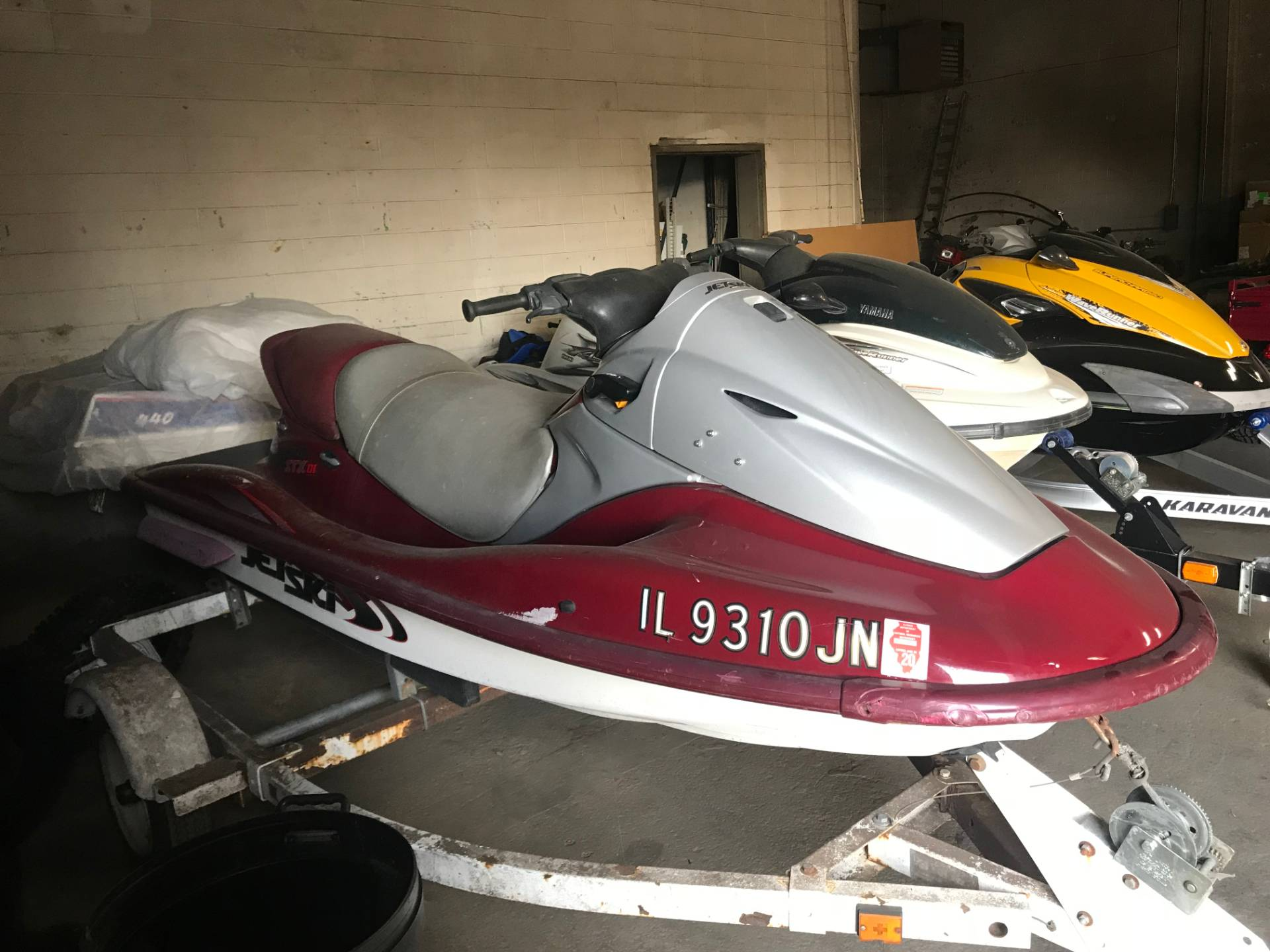 2000 Kawasaki JET SKI 1100 STX DI Watercraft in Rock Falls, Illinois - Photo 1