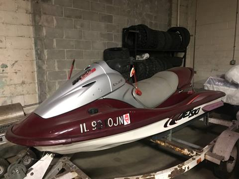 2000 Kawasaki JET SKI 1100 STX DI Watercraft in Rock Falls, Illinois - Photo 2