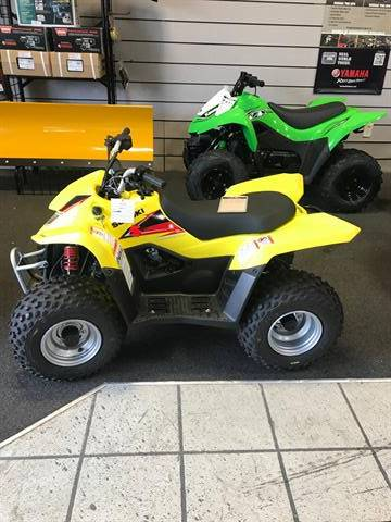 2018 Suzuki QuadSport Z50 in Rock Falls, Illinois