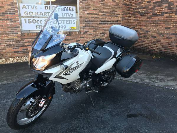 2011 Suzuki V Strom 650 DL650 in Smyrna, Georgia - Photo 3