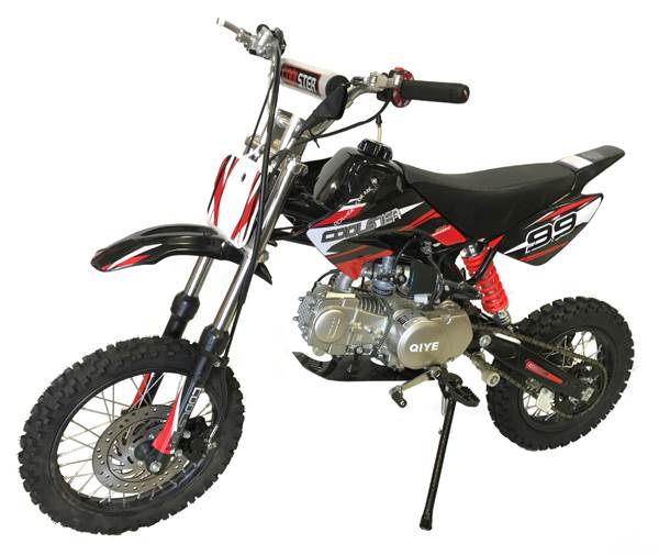 2016 Coolster Speedmax 214FC XR125  125cc Full Clutch in Smyrna, Georgia