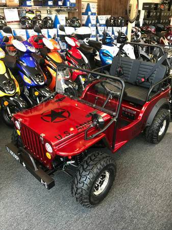 2017 Coolster Commando Jeep in Smyrna, Georgia