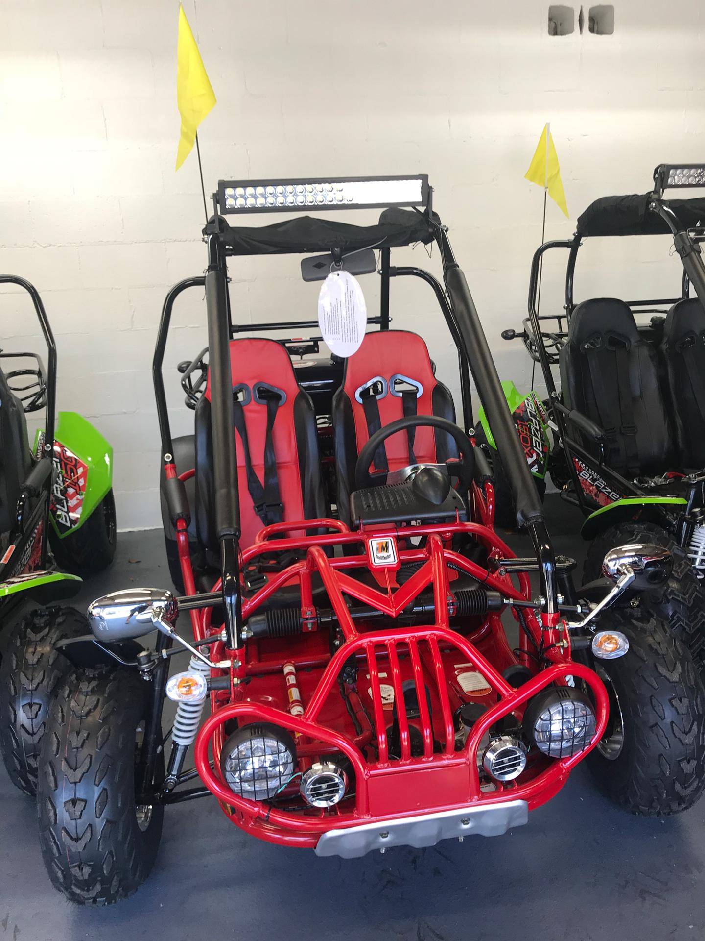 2018 Trailmaster 150XRX in Smyrna, Georgia