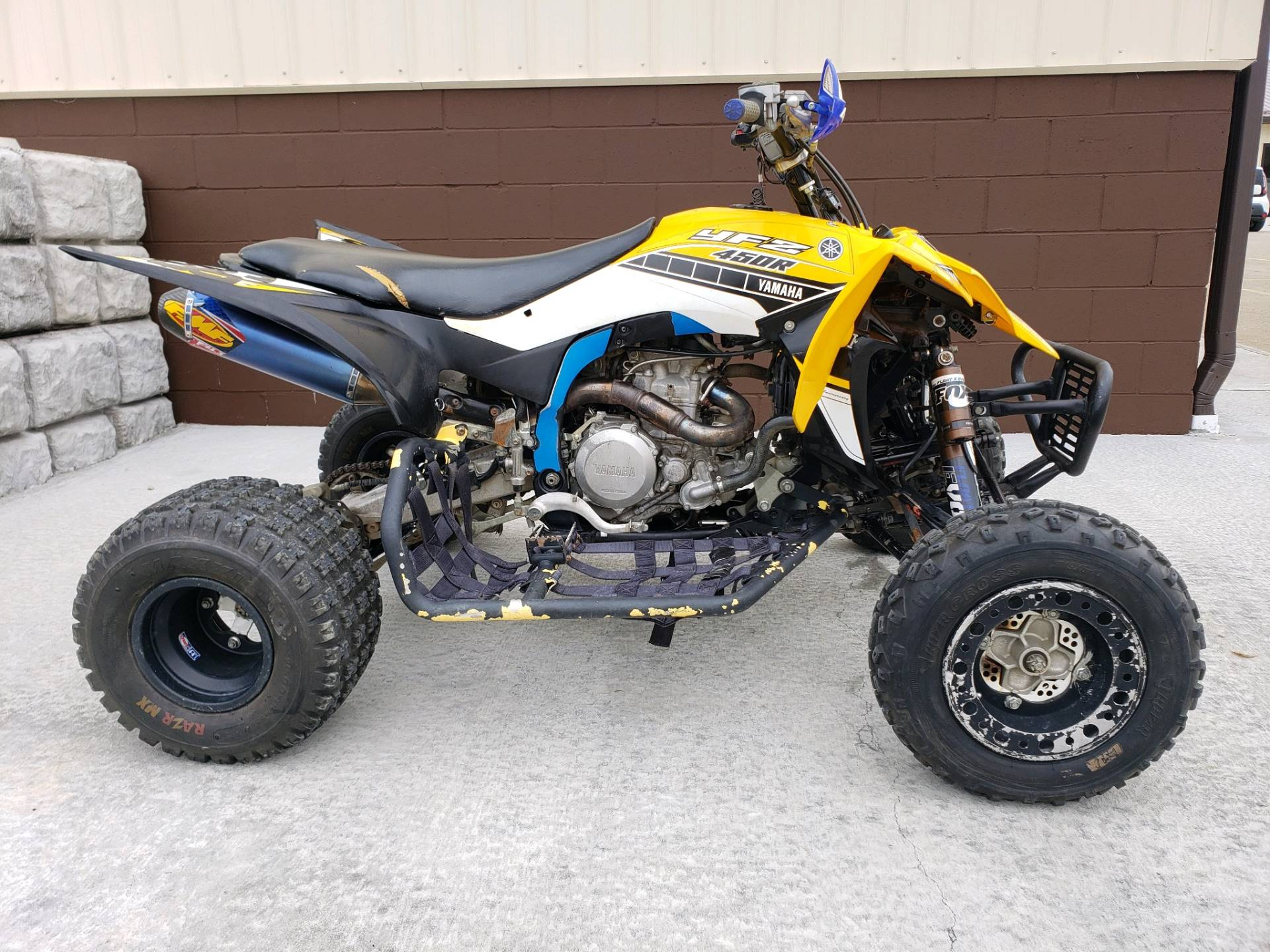 2016 Yamaha YFZ450R SE in Waynesburg, Pennsylvania - Photo 1