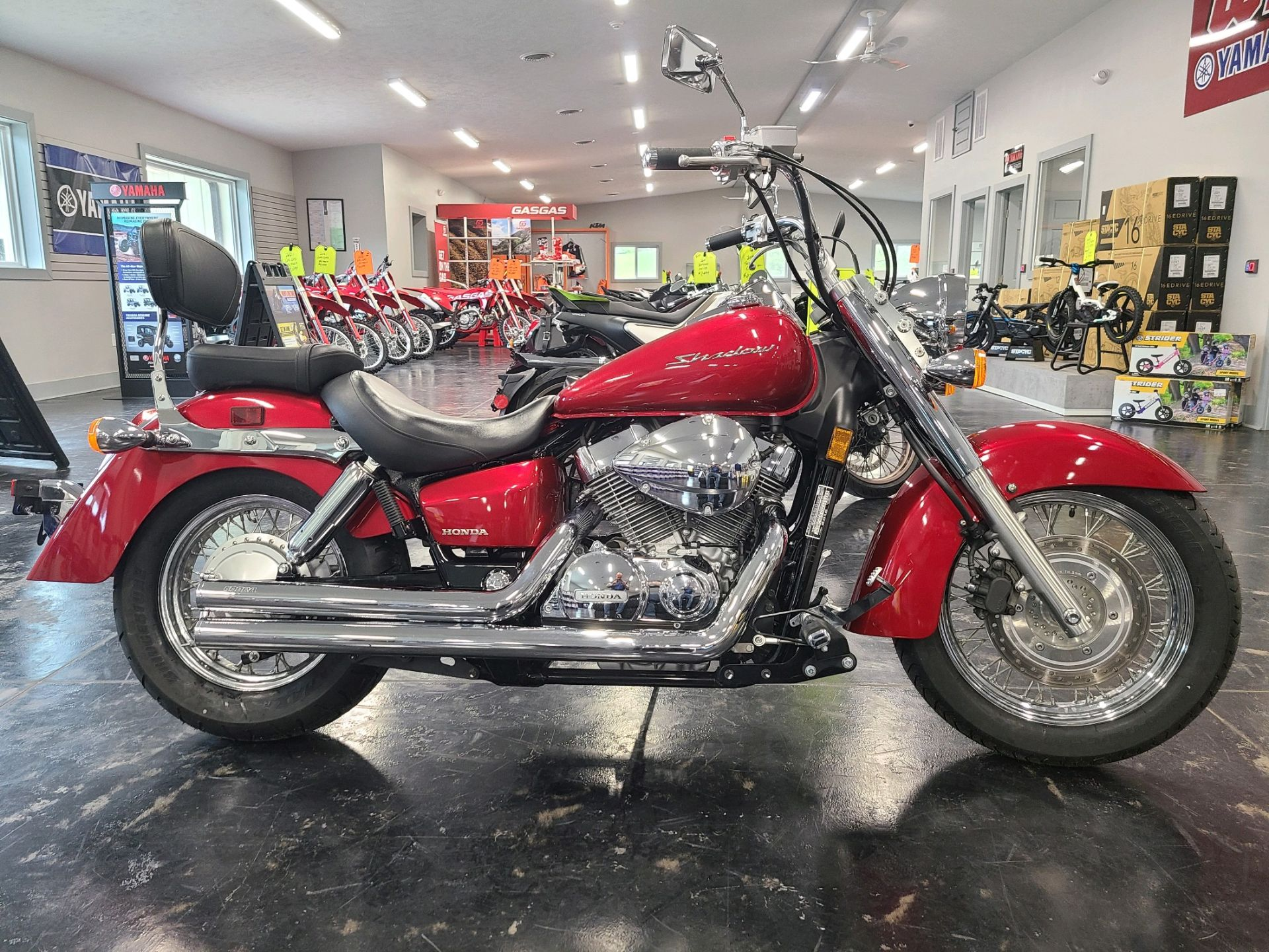 2016 Honda Shadow Aero in Waynesburg, Pennsylvania - Photo 1
