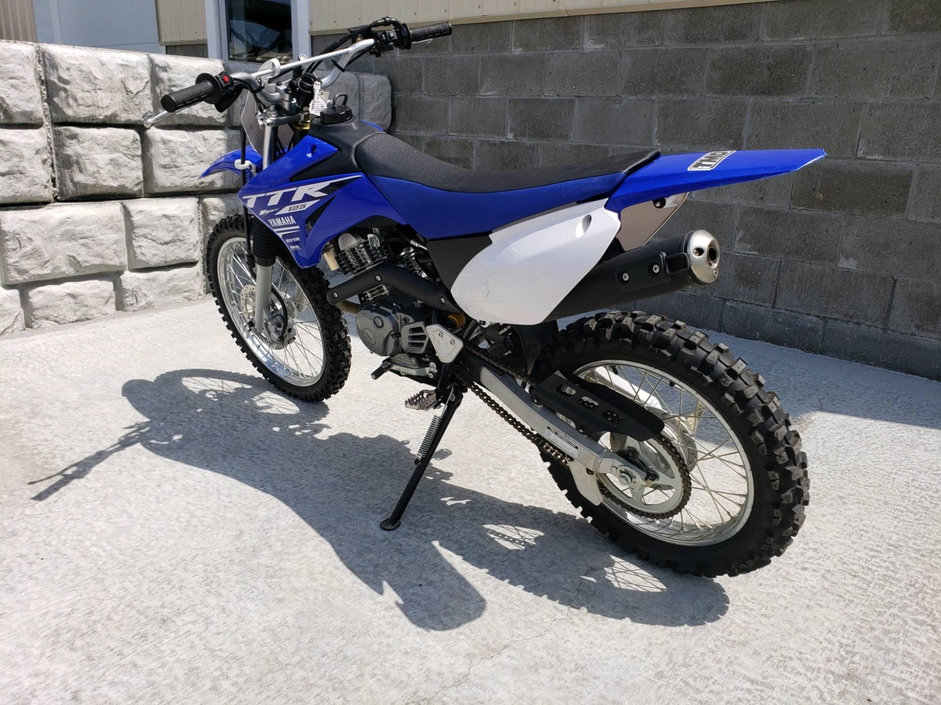 2018 Yamaha TT-R125LE 4