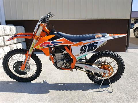 2019 KTM 450 SX-F Factory Edition in Waynesburg, Pennsylvania - Photo 3