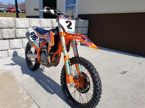 2019 KTM 450 SX-F Factory Edition in Waynesburg, Pennsylvania - Photo 2
