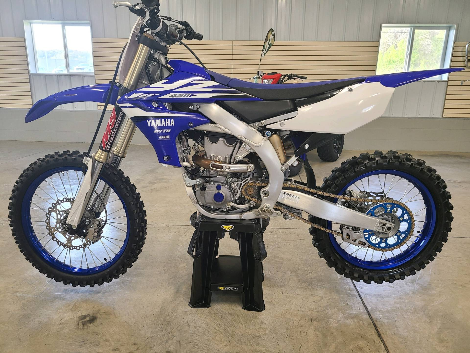 2018 Yamaha YZ450F in Waynesburg, Pennsylvania - Photo 3