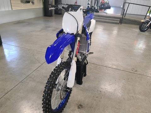 2018 Yamaha YZ450F in Waynesburg, Pennsylvania - Photo 2