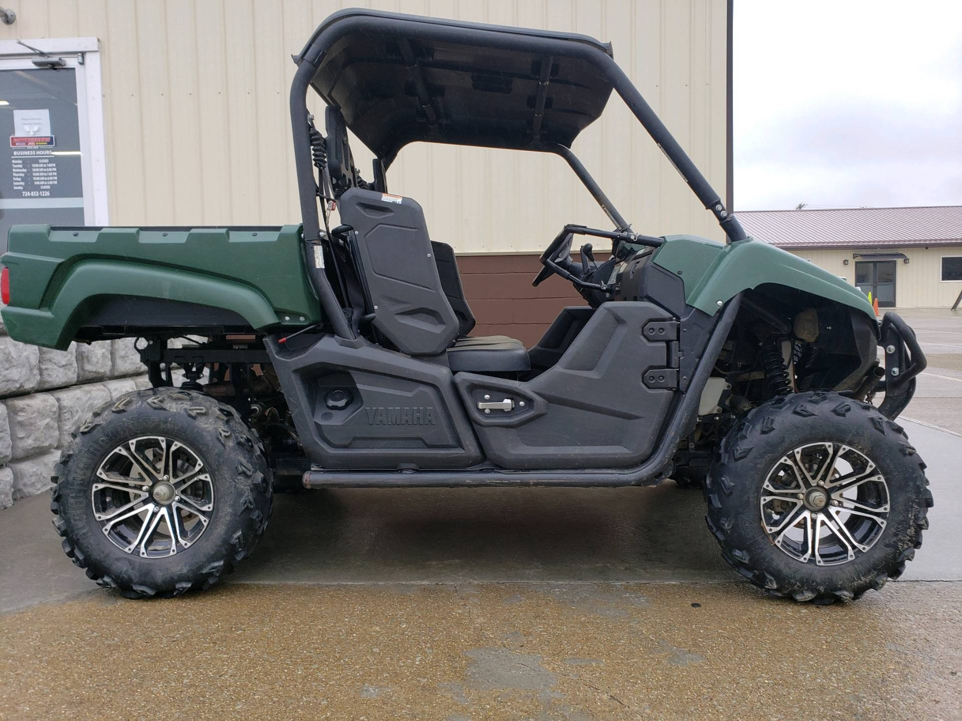 2014 Yamaha Viking in Waynesburg, Pennsylvania - Photo 1