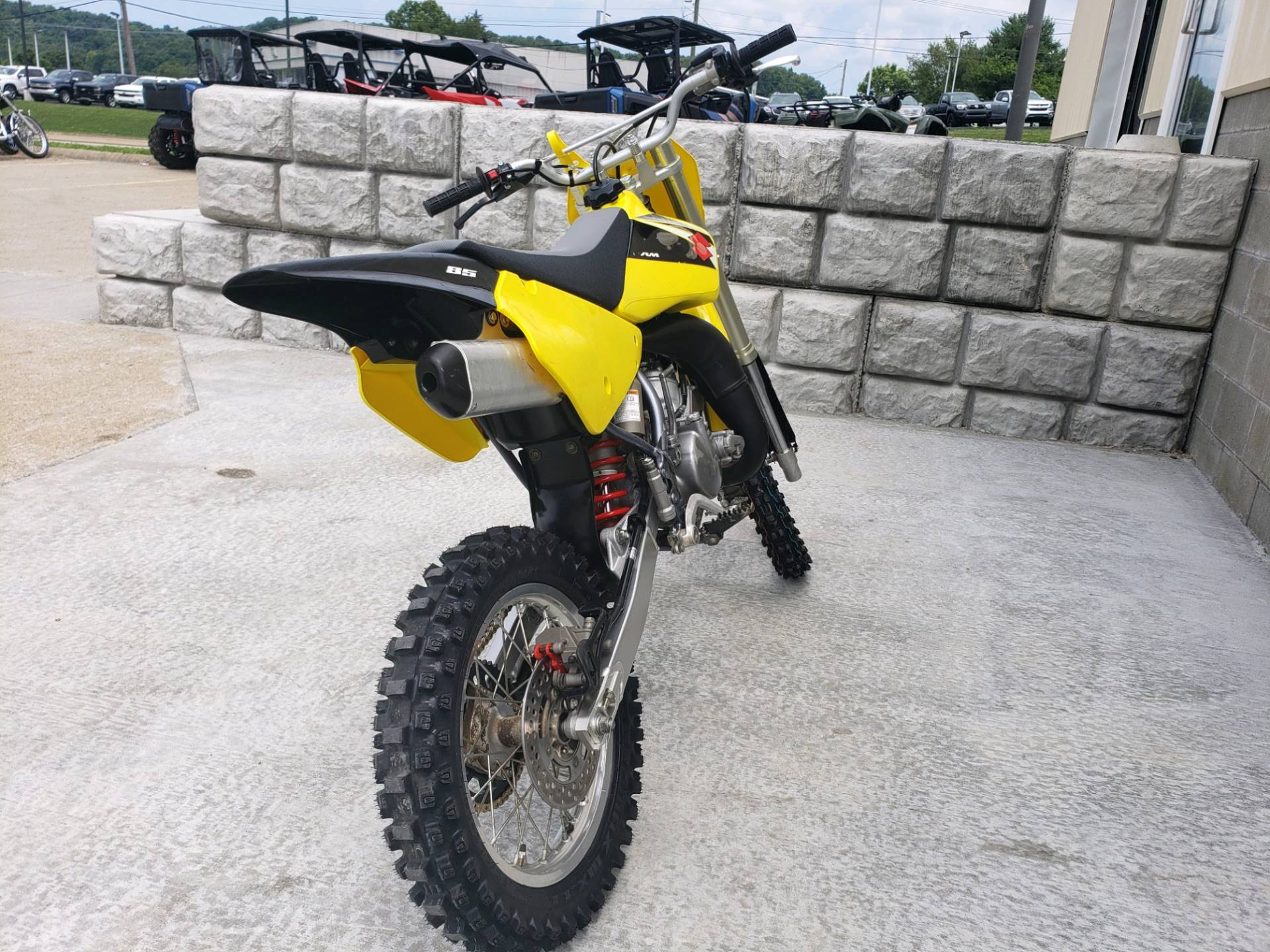 2016 Suzuki RM85 in Waynesburg, Pennsylvania - Photo 4