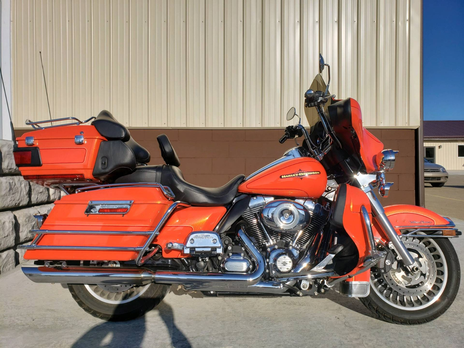 2012 Harley-Davidson Ultra Classic® Electra Glide® in Waynesburg, Pennsylvania - Photo 1