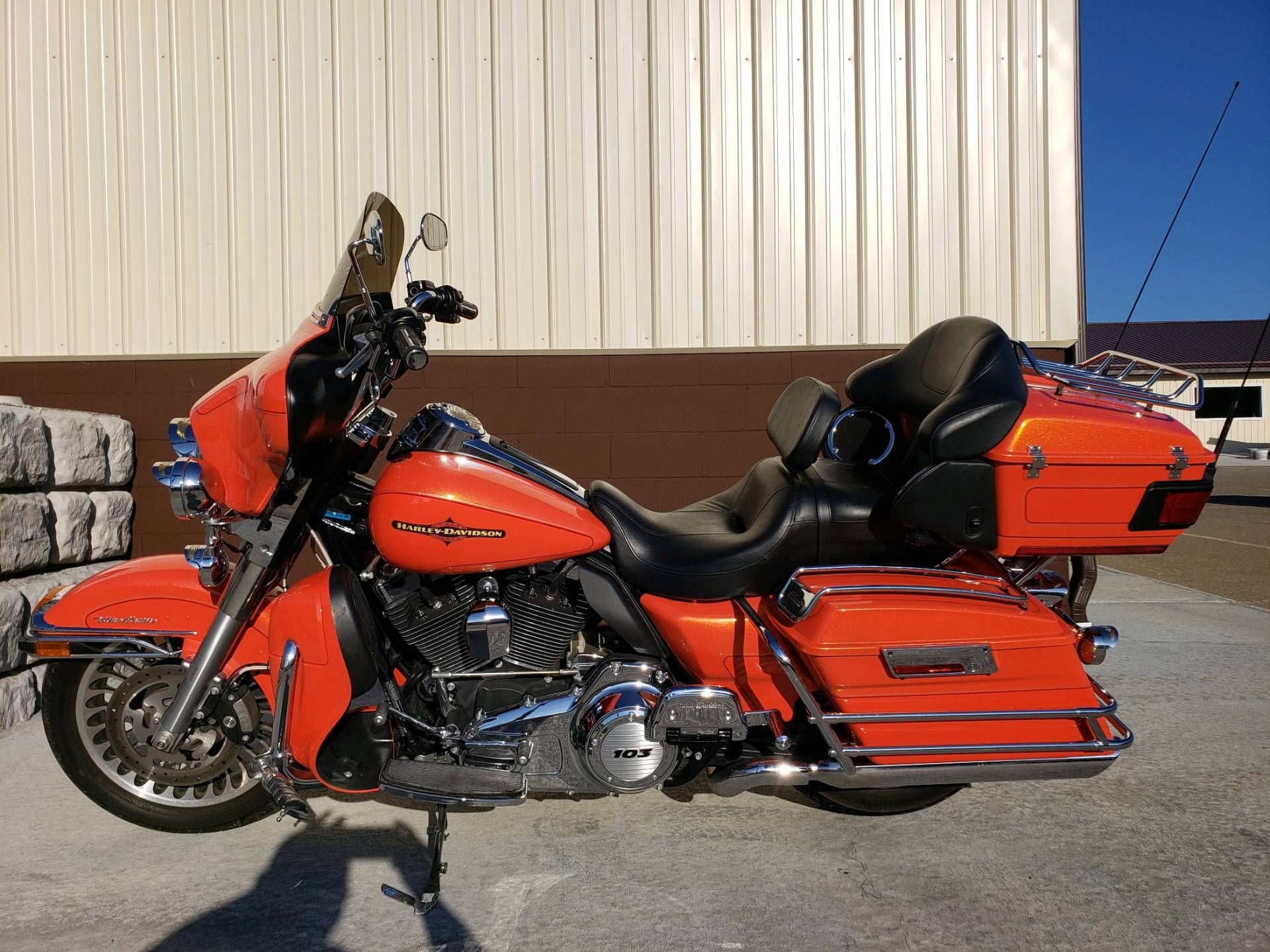 2012 Harley-Davidson Ultra Classic® Electra Glide® in Waynesburg, Pennsylvania - Photo 3