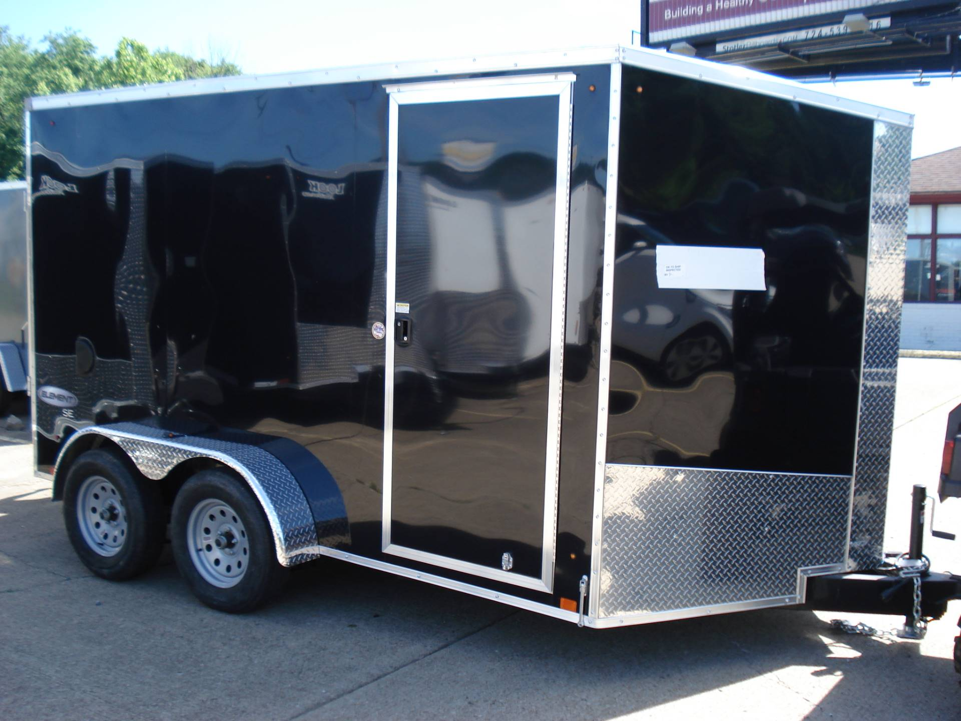 2019 Look Trailers 7x16 in Waynesburg, Pennsylvania