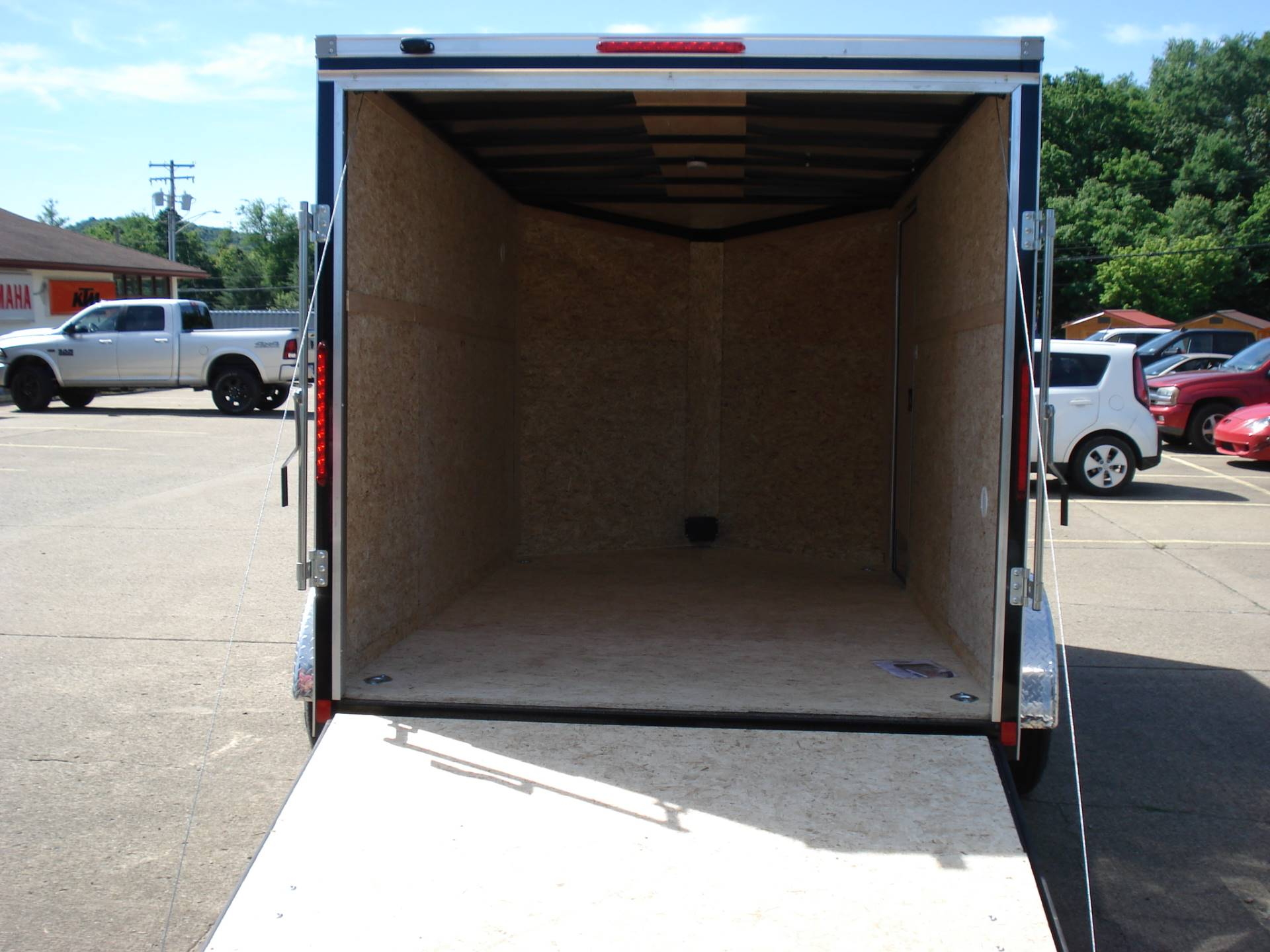 2019 Look Trailers 7x16 in Waynesburg, Pennsylvania - Photo 2