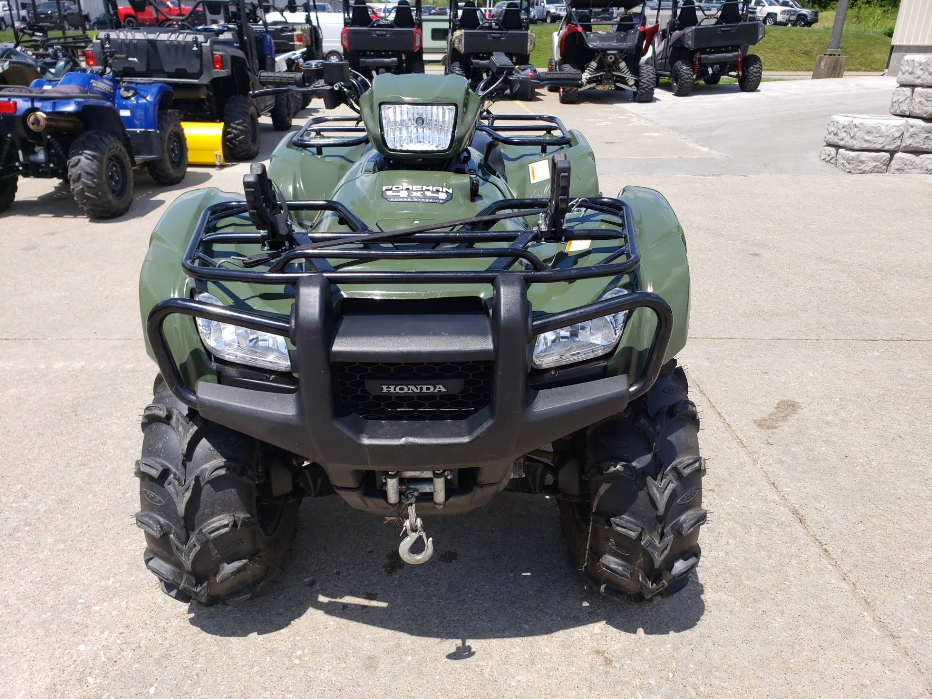 2012 Honda FourTrax® Foreman® 4x4 ES with EPS in Waynesburg, Pennsylvania - Photo 3