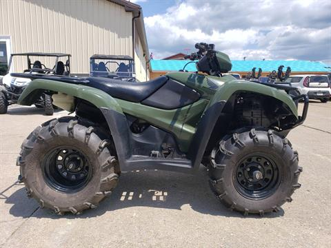 2012 Honda FourTrax® Foreman® 4x4 ES with EPS in Waynesburg, Pennsylvania