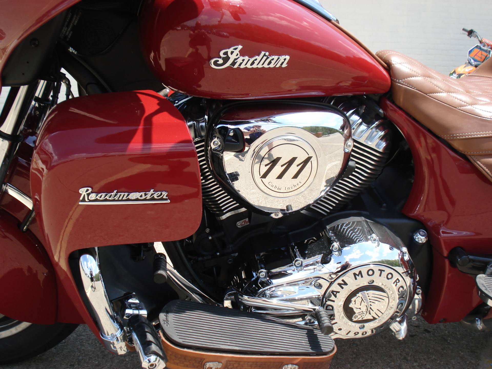 2015 Indian Roadmaster™ in Waynesburg, Pennsylvania