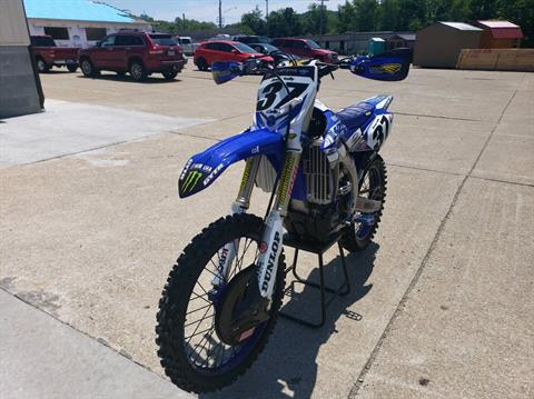 2019 Yamaha YZ250F in Waynesburg, Pennsylvania - Photo 4